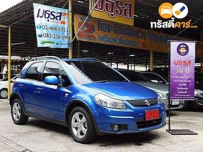 SUZUKI SX4 4DR SUV 1.6I 4AT 2013