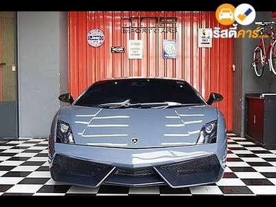 LAMBORGHINI GALLARDO LP560-4 MAC 2DR COUPE 5.2I 6MT 2013