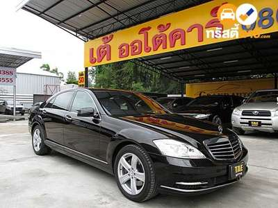 BENZ S-Class G-TRONIC S300 4DR SEDAN 3.0I 7AT 2011