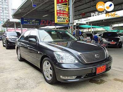 LEXUS LS 4DR SEDAN 4.3I 5AT 2005