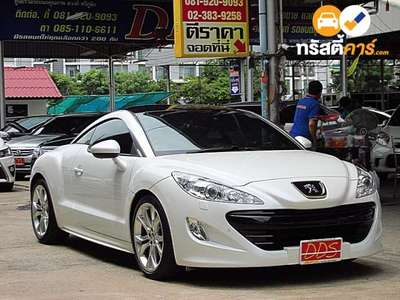 PEUGEOT RCZ SPORT TIPTRONIC 2DR COUPE 1.6I 6AT 2011