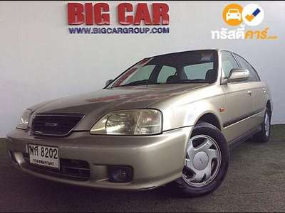 ISUZU VERTEX S-E VTEC 4DR SEDAN 1.6I 4AT 1998