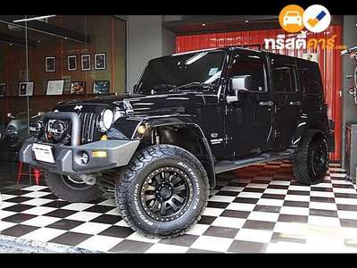 JEEP WRANGLER SPORT 4DR SUV 2.8I 4AT 2013