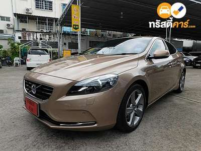 VOLVO V40 SA 4DR WAGON 2.0I 6AT 2013
