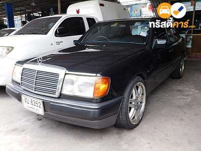 BENZ 230 4DR SEDAN 2.3I 4AT 1990