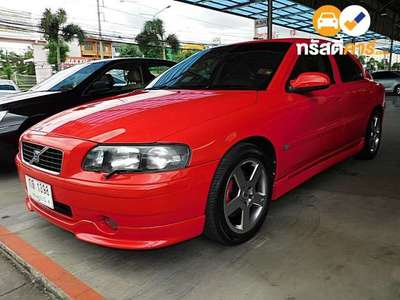 VOLVO S60 SA 4DR SEDAN 2.3ITI 5AT 2002