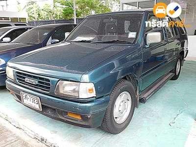 ISUZU CAMEO 4DR WAGON 2.5D 5MT 1995