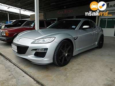 MAZDA RX-8 2DR COUPE 1.3I 4AT 2008