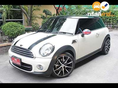 MINI COUPE SA 2DR COUPE 1.6ITT 6AT 2014