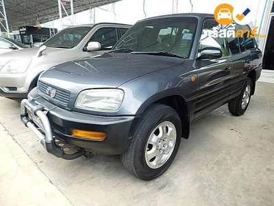 TOYOTA RAV4 4DR WAGON 2.0I 4AT 1996