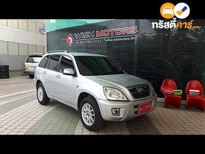 CHERY TIGGO SPORT 4DR WAGON 2.0I 4AT 2012