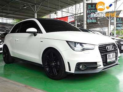 AUDI A1 4DR HATCHBACK 1.4I 7AT 2012
