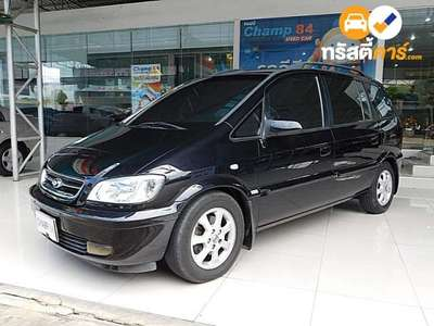 CHEVROLET ZAFIRA LT 7ST 4DR WAGON 2.2I 4AT 2005