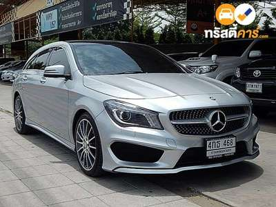 BENZ CLA-Class SHOOTING BRAKE SPORT DCT CLA250 AMG 4DR WAGON 2.0TI 7AT 2015