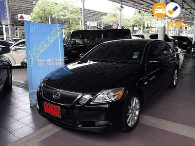 LEXUS GS LUXURY SA 4DR SEDAN 3.0I 5AT 2006
