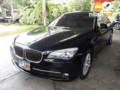 BMW Series 7 STEPTRONIC 730LI 4DR SEDAN 3.0ITI 6AT 2013
