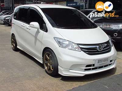 HONDA FREED E 7ST 4DR WAGON 1.5I 5AT 2014