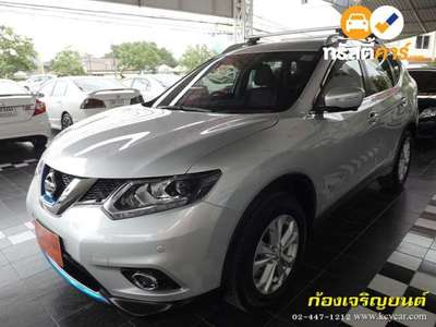 NISSAN X-TRAIL V 7ST CVT 4DR WAGON 2.0I 7AT 2016