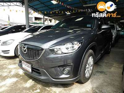 MAZDA CX-5 S SA 4DR WAGON 2.0I 6AT 2015