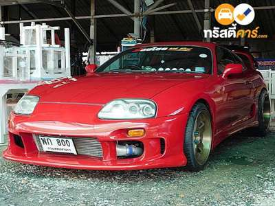 TOYOTA SUPRA TURBO 2DR HATCHBACK 3.0 4AT 1996