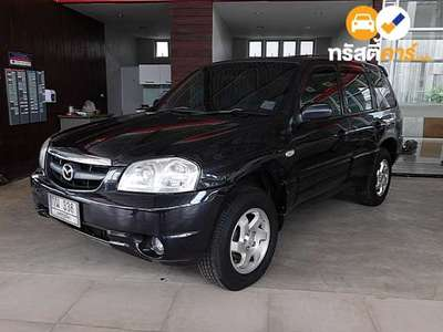 MAZDA TRIBUTE DX 4DR WAGON 2.3I 4AT 2004