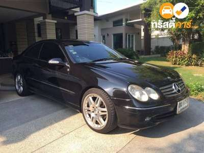 BENZ CLK-Class AVANTGARDE CLK200 KOMPRESSOR 2DR WAGON 1.8IS 5AT 2005