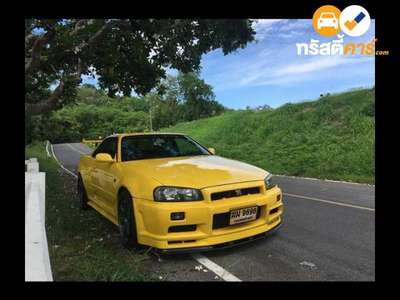NISSAN SKYLINE R34 2DR COUPE 2.0I 5MT 1999