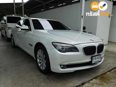 BMW Series 7 STEPTRONIC 730LD 4DR SEDAN 3.0DTI 6AT 2010