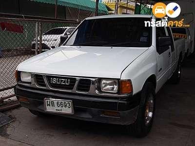 ISUZU TFR EXT. CAB SL  2DR PICKUP 2.5D 5MT 1989