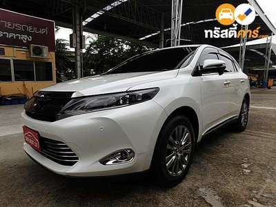 TOYOTA HARRIER 4DR SUV 2.0I 4AT 2015