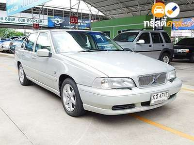 VOLVO S70 4DR SEDAN 2.3IT 4AT 2000