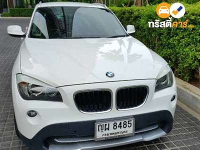 BMW X1 SDRIVE 18I XLINE STEPTRONIC 4DR SUV 2.0I 6AT 2014