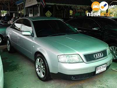 AUDI A6 AVANT MULTITRONIC 4DR WAGON 2.4I 7AT 2000