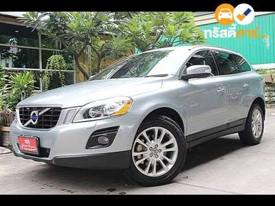 VOLVO XC60 D5 7ST SA 4DR WAGON 2.4DCT 6AT 2010