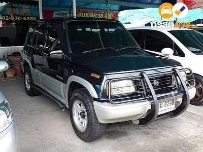 SUZUKI VITARA 4DR WAGON 1.6I 4AT 2002