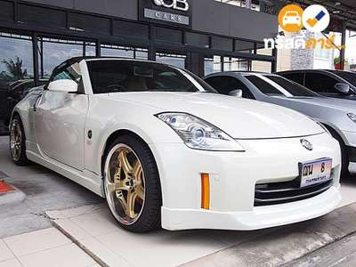 NISSAN 350 Z TIPTRONIC 2DR COUPE 3.5I 5AT 2007