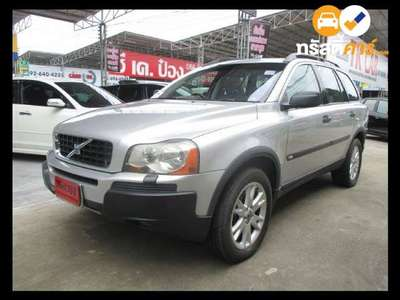 VOLVO XC90 T6 7ST SA 4DR WAGON 2.9ITT 4AT 2004
