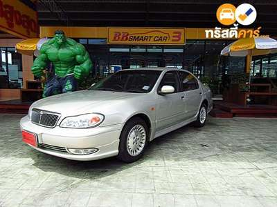NISSAN CEFIRO EXECUTIVE 4DR SEDAN 2.0I 4AT 2003