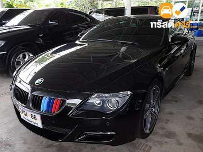 BMW M6 SMAC 2DR COUPE 5.0I 7MT 2006