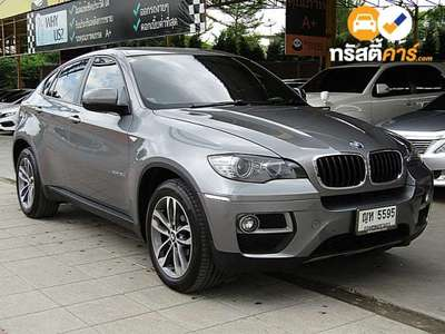 BMW X6 XDRIVE 30D STEPTRONIC 4DR SUV 3.0DTI 8AT 2013