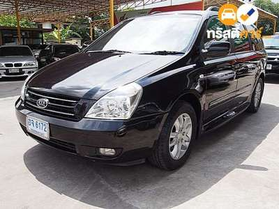 KIA GRAND CARNIVAL EX 11ST CARNIVAL 4DR WAGON 2.9D 5AT 2008