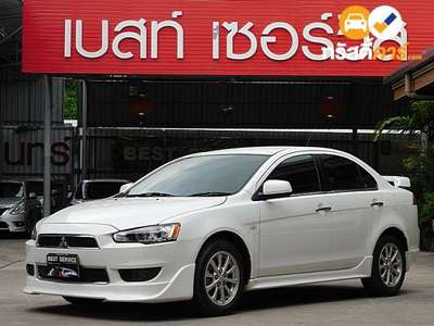 MITSUBISHI LANCER GLS LTD CVT 4DR SEDAN 1.8I 6AT 2016