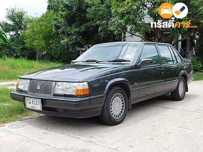 VOLVO 940 GL 4DR SEDAN 2.3 4AT 1991