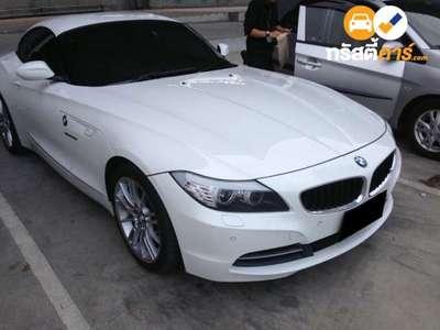 BMW Z4 SDRIVE 20I HIGHLINE STEPTRONIC 2DR CONVERTIBLE 2.0I 8AT 2012