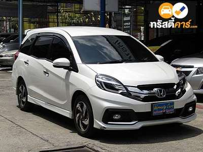 HONDA MOBILIO RS 7ST CVT 4DR WAGON 1.5I 7AT 2016