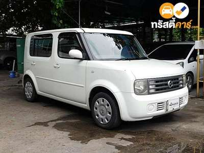 NISSAN CUBE CVT 4DR HATCHBACK 1.4I 5AT 2015
