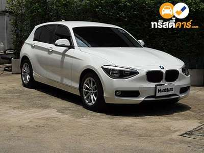 BMW Series 1 STEPTRONIC 116I 4DR HATCHBACK 1.6ITT 8AT 2015