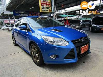 FORD FOCUS SPORT 4DR HATCHBACK 2.0I 4AT 2012
