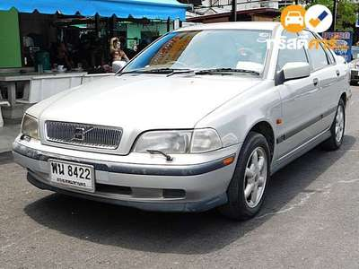 VOLVO S40 4DR SEDAN 2.0I 4AT 1998