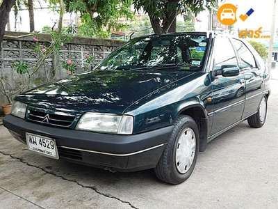 CITROEN ZX AURA 4DR HATCHBACK 1.8I 4AT 1997